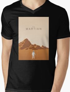 The Martian Mens V-Neck T-Shirt
