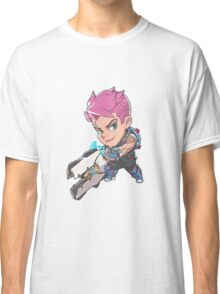 Zarya Cute Spray Classic T-Shirt