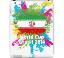 World Cup Brazil 2014 - Iran iPad Case/Skin
