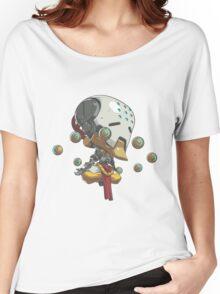 Zenyatta Cute Spray Women's Relaxed Fit T-Shirt