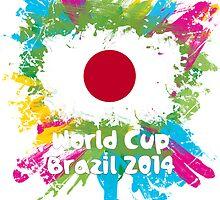 World Cup Brazil 2014 - Japan by matys103