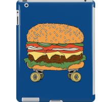 Nose + Cheese + Tail. iPad Case/Skin