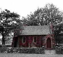 Gostwyck Chapel by Laura Sykes