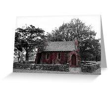 Gostwyck Chapel Greeting Card
