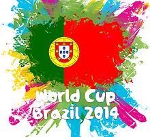 World Cup Brazil 2014 - Portugal by matys103