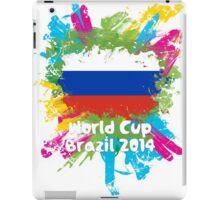 World Cup Brazil 2014 - Russia iPad Case/Skin