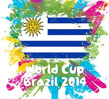 World Cup Brazil 2014 - Uruguay by matys103