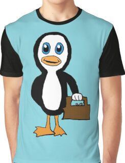 Is This Your Purse Penguin Graphic T-Shirt