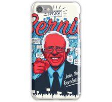Bernie Sanders Revolution iPhone Case/Skin