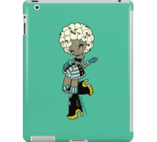 Afro PopCorn by LolitaTequila iPad Case/Skin
