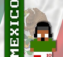 World Cup 2014: Mexico by pixsoccer