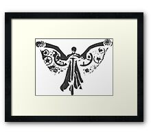 Clockwork Angel Framed Print