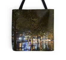 Southbank fairy lights Tote Bag