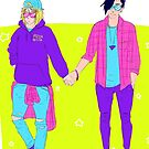 Colourful Boyfriends by BrittanyPurcell