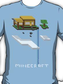 Minecraft Floating Island T-Shirt