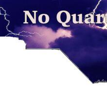 ECU No Quarter Sticker