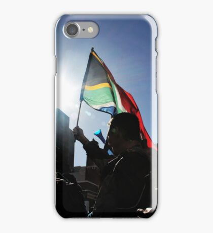 World Cup 2010: Vuvuzela Day iPhone Case/Skin