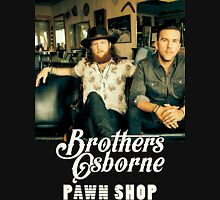 YUDI03 Brothers Osborne Keeper Of The Flame TOUR 2016 Unisex T-Shirt