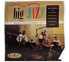 jazz lp on crown Poster