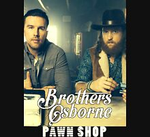 YUDI04 Brothers Osborne Keeper Of The Flame TOUR 2016 Unisex T-Shirt