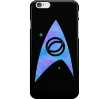 Star Trek - Watercolour Science iPhone Case/Skin