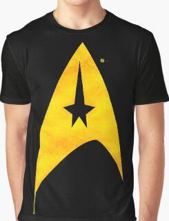 Star Trek - Watercolour Command Graphic T-Shirt