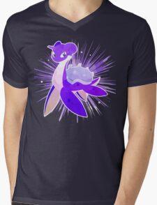 Shiny Lapras Mens V-Neck T-Shirt