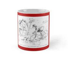 Difficulties Only Exist To Be Overcome (1898) Mug
