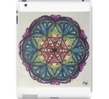 Flower of Life ZIA: Mary iPad Case/Skin