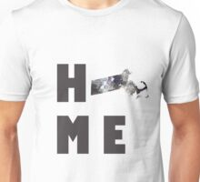 "Massachusetts ""HOME"" Unisex T-Shirt"