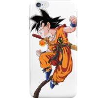 Chibi Goku iPhone Case/Skin