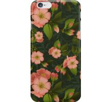 Apple flowers pattern iPhone Case/Skin