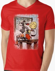 Surgery Elmo  Mens V-Neck T-Shirt