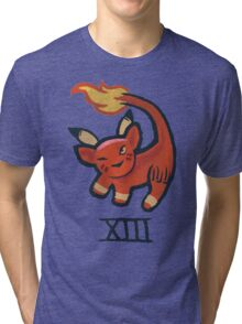 Red Xiii Tri-blend T-Shirt