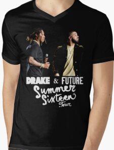 YUDI04 Drake & Future Summer Sixteen Tour 2016 Mens V-Neck T-Shirt