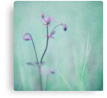 And spring came Canvas Print
