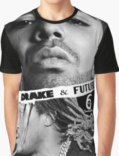 YUDI06 Drake & Future Summer Sixteen Tour 2016 Graphic T-Shirt