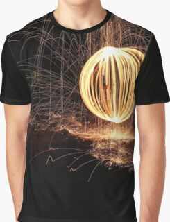 Let the Sparks Fly Graphic T-Shirt