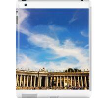Heavenly Rome, Photo / Digital Painting  iPad Case/Skin