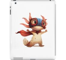 Masked Hero iPad Case/Skin