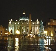 St. Peter in Christmas Day in the rain by Ciccio349
