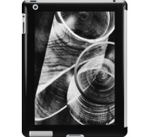 Glass and quartz iPad Case/Skin