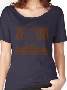 Zeus (Die Hard) Women's Relaxed Fit T-Shirt