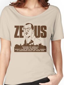 Zeus (Die Hard) Women's Relaxed Fit T-Shirt