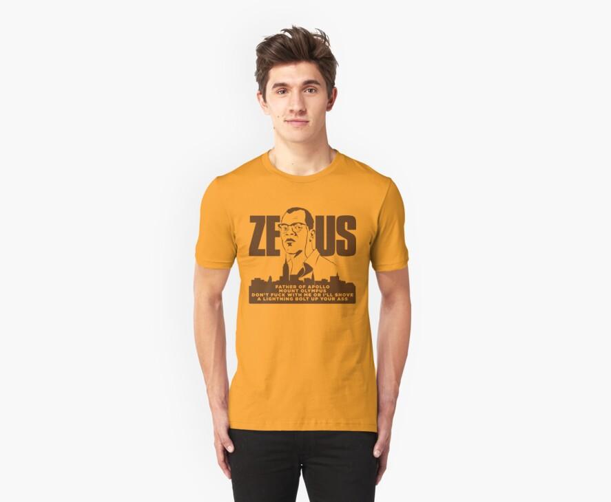Zeus (Die Hard) by Mos Graphix