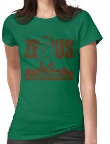 Zeus (Die Hard) Womens Fitted T-Shirt