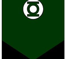 Green Lantern by Hangagud