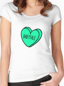 Babyface 2 Women's Fitted Scoop T-Shirt