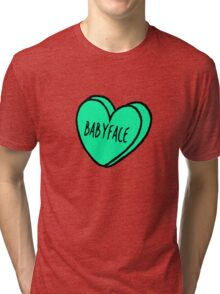 Babyface 2 Tri-blend T-Shirt