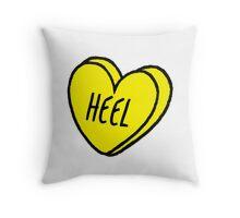 Heel 2 Throw Pillow